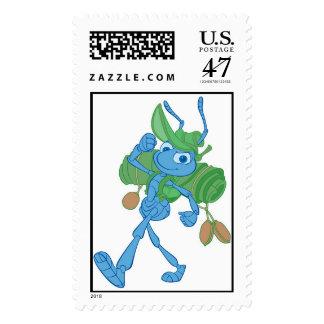 Disney Bug's Life Flik Hiking Stamp