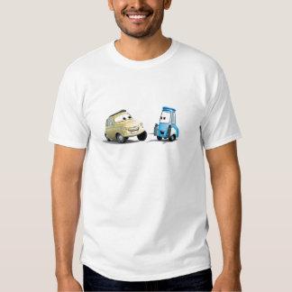 Disney Cars Guido and Luigi T Shirts