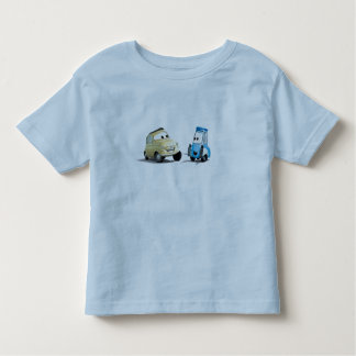 Disney Cars Guido and Luigi Toddler T-shirt