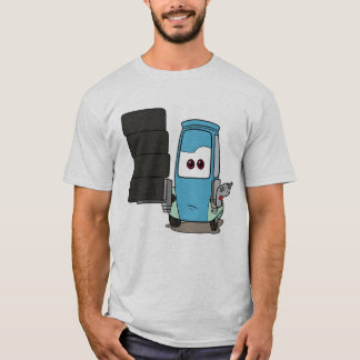 Disney Cars Guido Standing T-Shirt