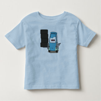 Disney Cars Guido Standing Toddler T-shirt