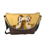 Disney Chip and Dale Messenger Bags