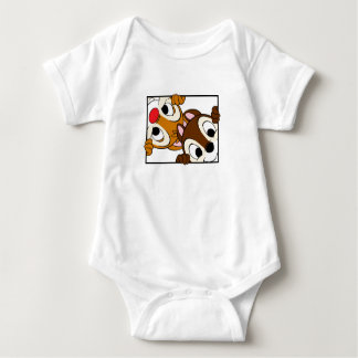 Disney Chip 'n' Dale Baby Bodysuit