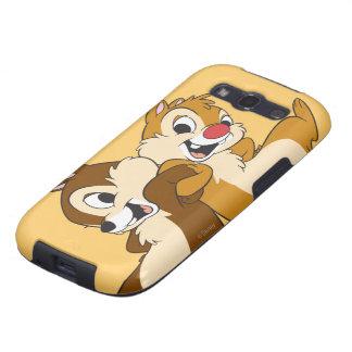 Disney Chip 'n' Dale Samsung Galaxy SIII Case