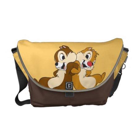 Disney Chip 'n' Dale Messenger Bag