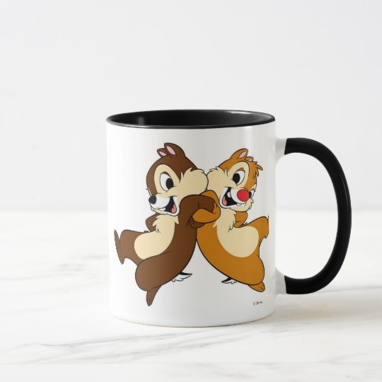 disney chip 39 n 39 dale mug. Black Bedroom Furniture Sets. Home Design Ideas