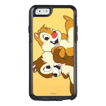 Disney Chip 'n' Dale Otterbox Iphone 6/6s Case by disney at Zazzle
