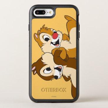 Disney Themed Disney Chip 'n' Dale OtterBox Symmetry iPhone 7 Plus Case