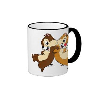 Disney Chip 'n' Dale Ringer Coffee Mug