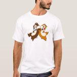 Disney Chip 'n' Dale T-shirt at Zazzle