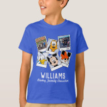 Disney Family Vacation Selfies | Mickey & Friends T-Shirt