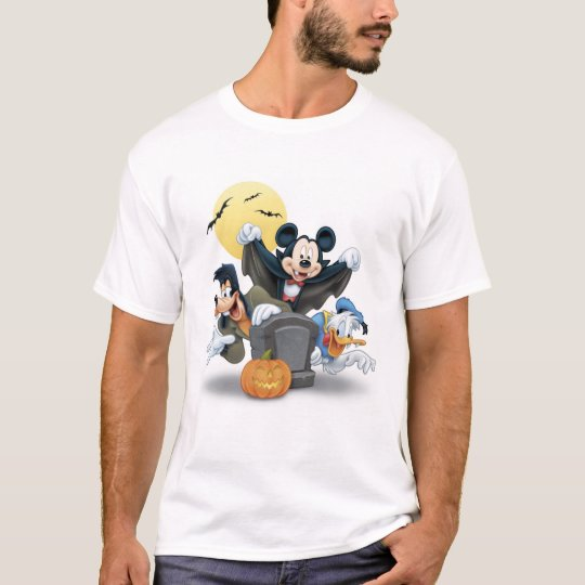 Disney Halloween Mickey & Friends T-Shirt