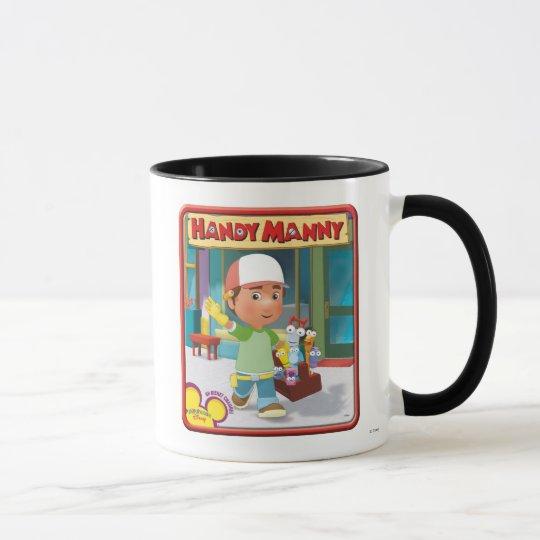 Disney Handy Manny and Tools Mug