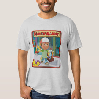 Disney Handy Manny and Tools T-Shirt