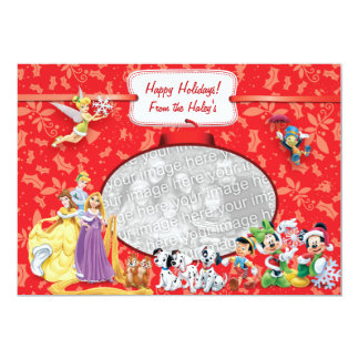Disney: Holiday Card