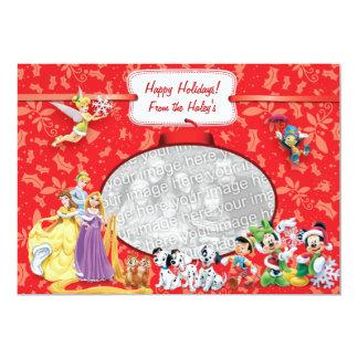 Disney: Holiday Card Card