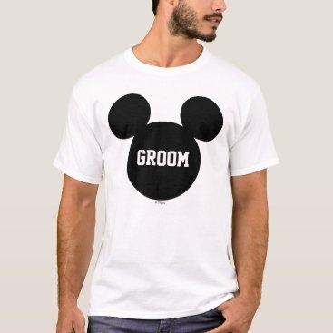 Disney Themed Disney Honeymoon - Mickey | Groom T-Shirt