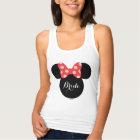 Disney Honeymoon - Minnie | Bride Tank Top