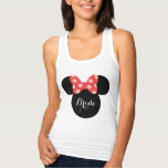 Disney Honeymoon - Minnie | Bride Tank Top