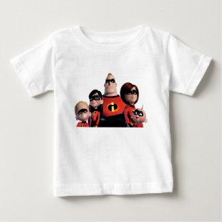 Disney Incredibles Family  Baby T-Shirt