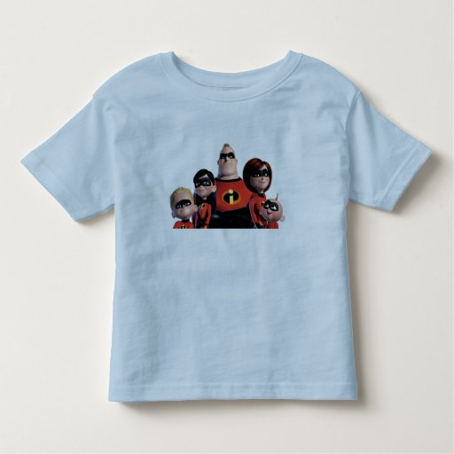 Disney Incredibles Family  T-shirt