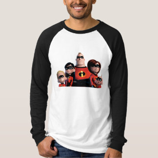 Disney Incredibles Family  T-Shirt