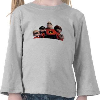 Disney Incredibles Family  T-shirts