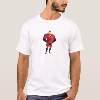Disney Incredibles Mr. Incredible standing T-Shirt