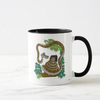 Disney Jungle Book Kaa with Mowgli Mug