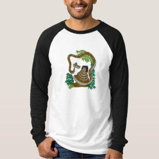 Disney Jungle Book Kaa with Mowgli Shirts