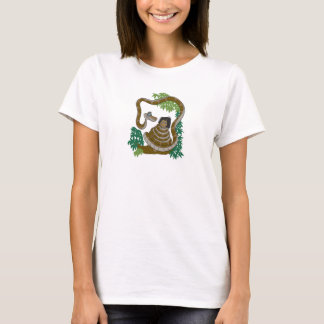 Disney Jungle Book Kaa with Mowgli T-Shirt