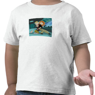 Disney Kim Possible Ron Stoppable T-shirts