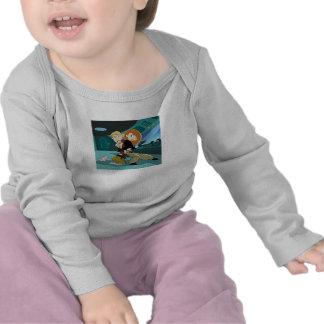 Disney Kim Possible Ron Stoppable Shirts