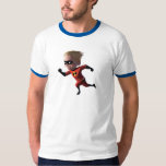 Disney la rociada de Incredibles Playera