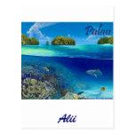 DIsney Lake 3 By Michael Glinski Post Cards