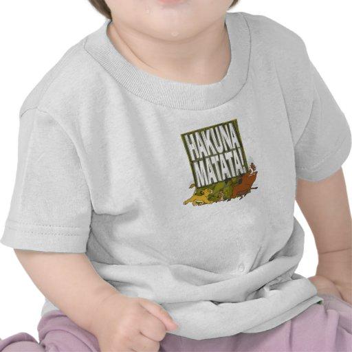Disney Lion King Hakuna Matata! Tshirt
