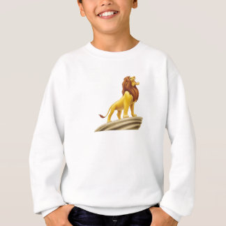Disney Lion King Mufasa Sweatshirt