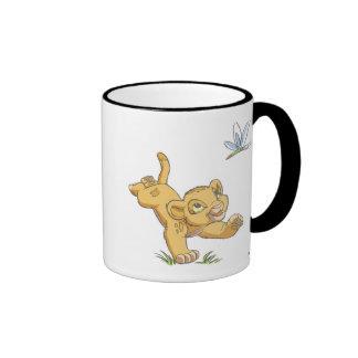 Disney Lion King Simba Coffee Mug