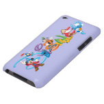 Disney Logo 2 Barely There iPod Cover