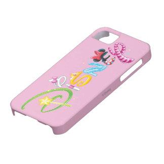 Disney Logo 3 iPhone 5 Case