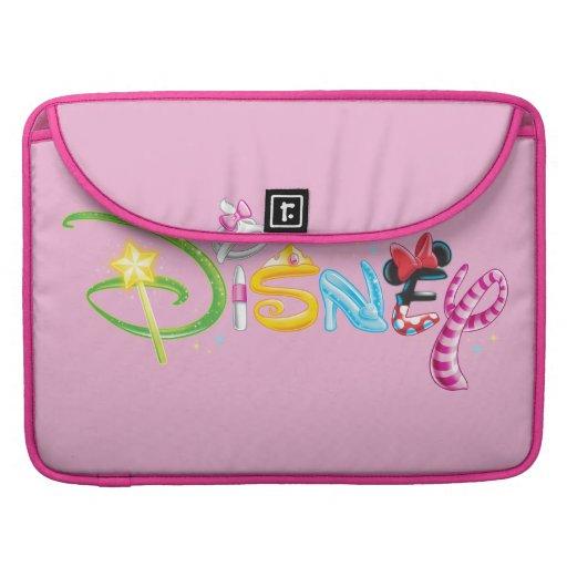Disney Logo 3 MacBook Pro Sleeves