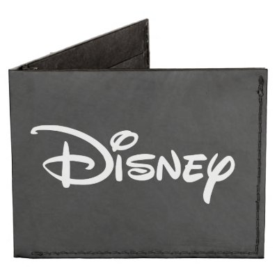 Disney Logo 3 Tyvek Wallet