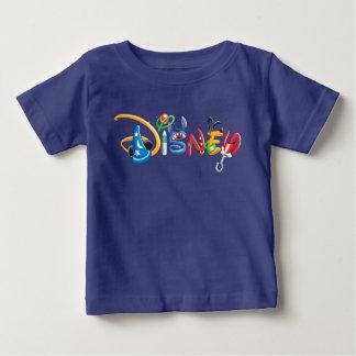Disney Logo | Boy Characters Baby T-Shirt