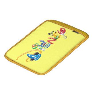 Disney Logo   Boy Characters iPad Sleeve