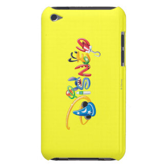 Disney Logo | Boy Characters iPod Case-Mate Case