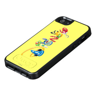 Disney Logo | Boy Characters OtterBox iPhone 5/5s/SE Case
