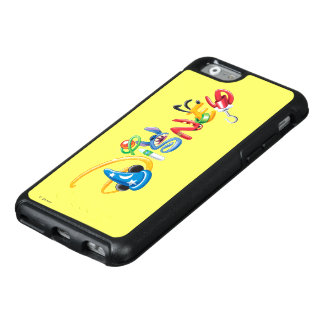 Disney Logo | Boy Characters OtterBox iPhone 6/6s Case