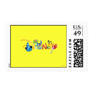 Disney Logo | Boy Characters Postage