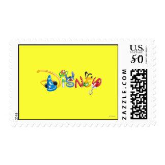 Disney Logo | Boy Characters Postage