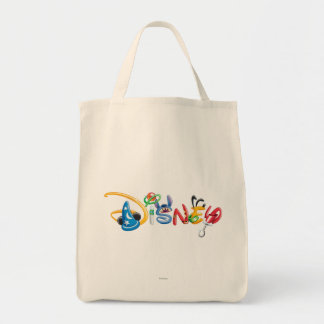 Disney Logo | Boy Characters Tote Bag